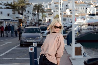 Puerto Banus - The Photographer meets Hanna Part 1